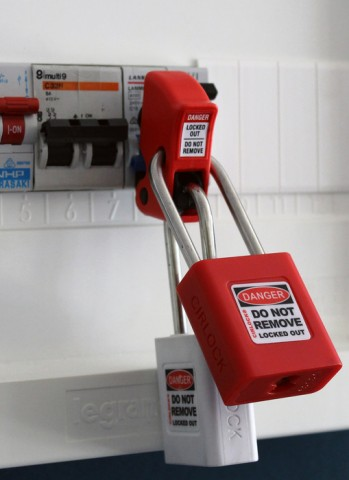 Latest Product - No-Tool Universal Lockout for Miniature Circuit Breakers