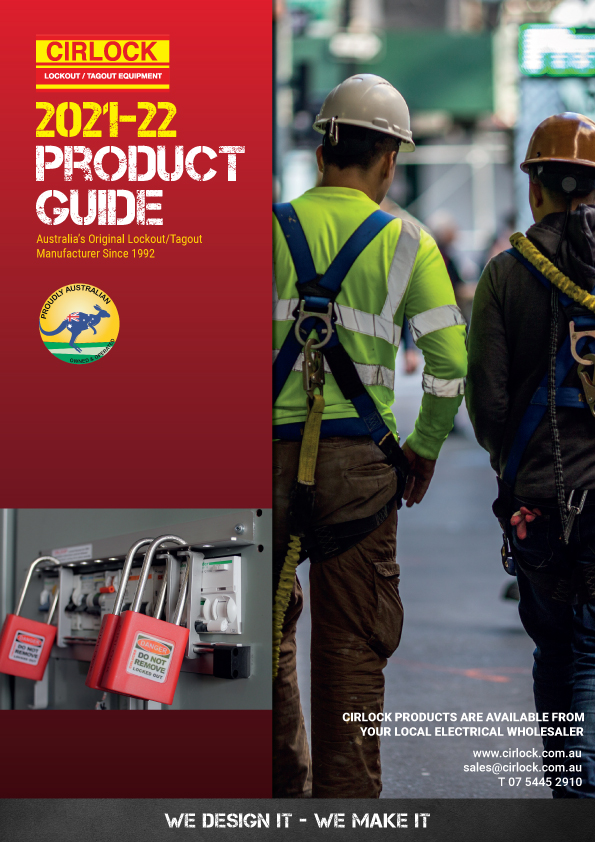 Cirlock 2020 21 Product Guide cover